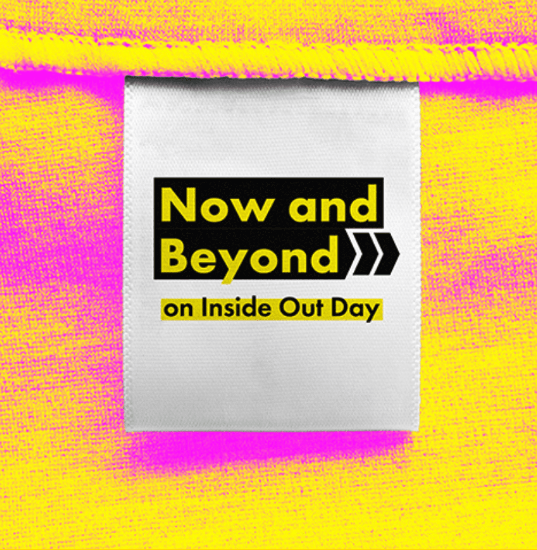 Now and Beyond charity website