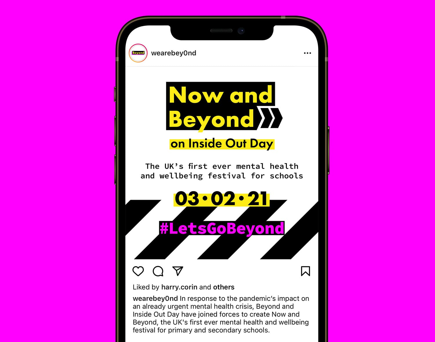 Now and Beyond social